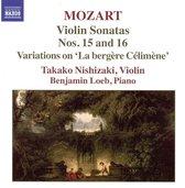 Mozart: Violin Sonatas, Vol. 5
