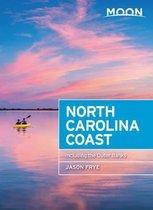 Moon North Carolina Coast (Third Edition)