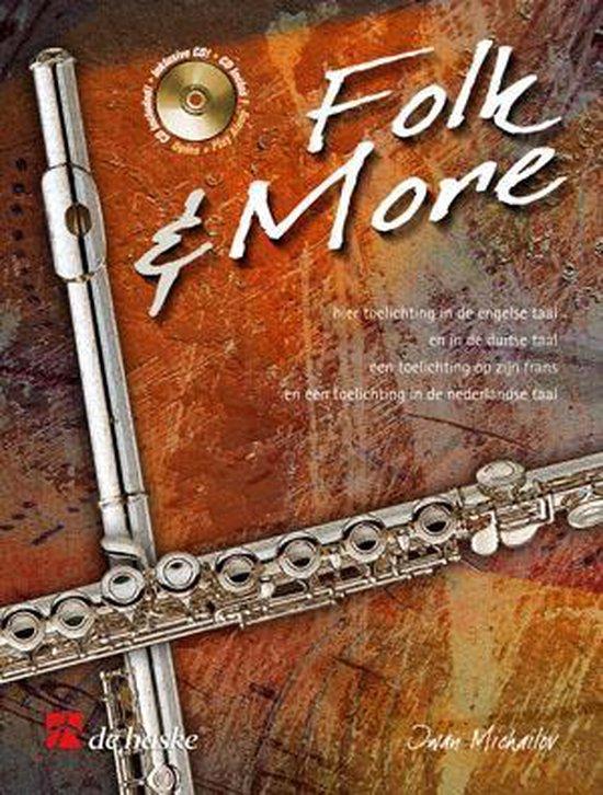 Folk More for Flute - I Michailov | Fthsonline.com