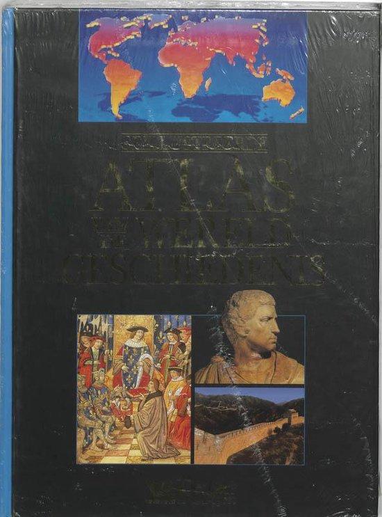 Geillustreerde Atlas Wereldgeschiedenis - Onbekend | Fthsonline.com