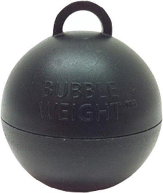 Ballon gewicht 35 gram - Zwart (25 stuks)