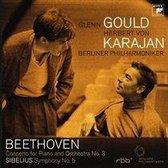 Beethoven: Concerto for Piano and Orchestra No. 3; Sibelius: Symphony No. 5