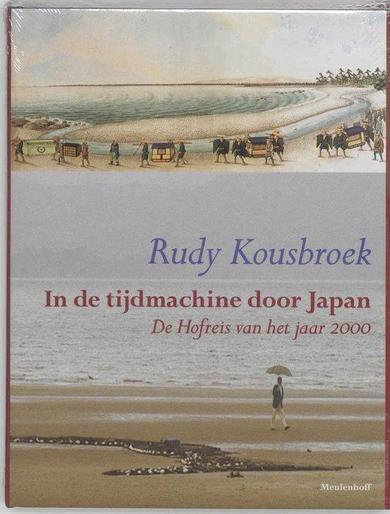 In de tijdmachine door Japan - Rudy Kousbroek  