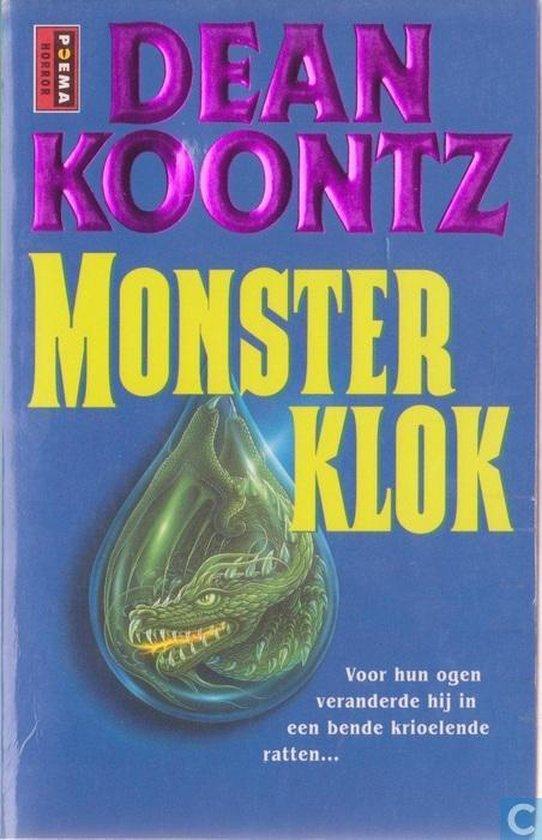 Monsterklok - Dean Koontz  
