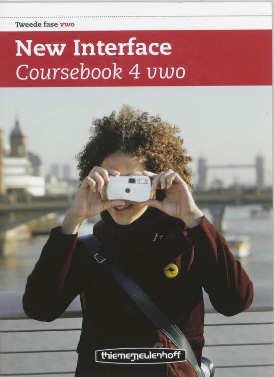 New Interface 4 VWO Coursebook - A. Cornford pdf epub