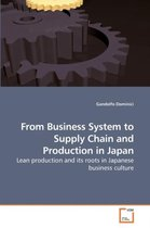 From Business System to Supply Chain and Production in Japan