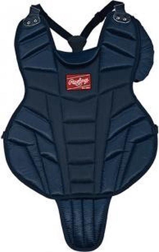 Rawlings Jeugd Bodyprotector - Navy - 14 Inch
