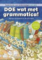 Afbeelding van Doe wat met grammatica!