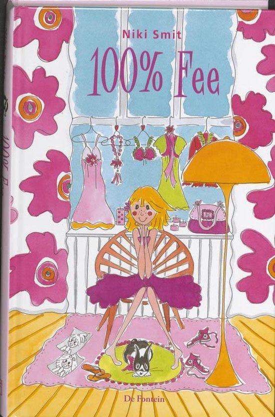 Cover van het boek '100% Fee' van Niki Smit