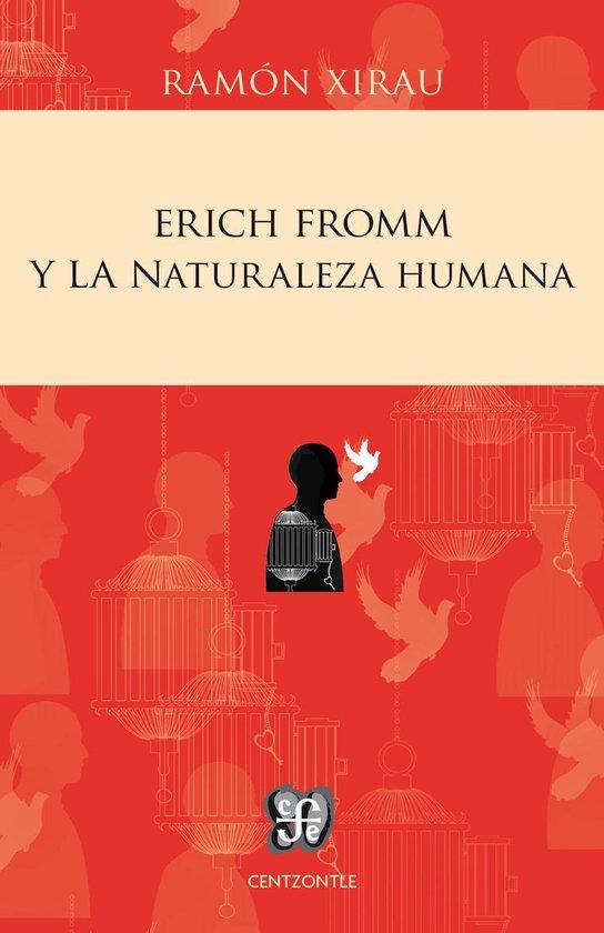 Afbeelding van Erich Fromm y la naturaleza humana