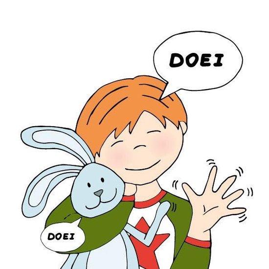 Tommie heeft last van eczeem - uitleg voor kinderen met eczeem