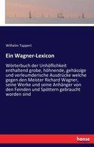 Ein Wagner-Lexicon
