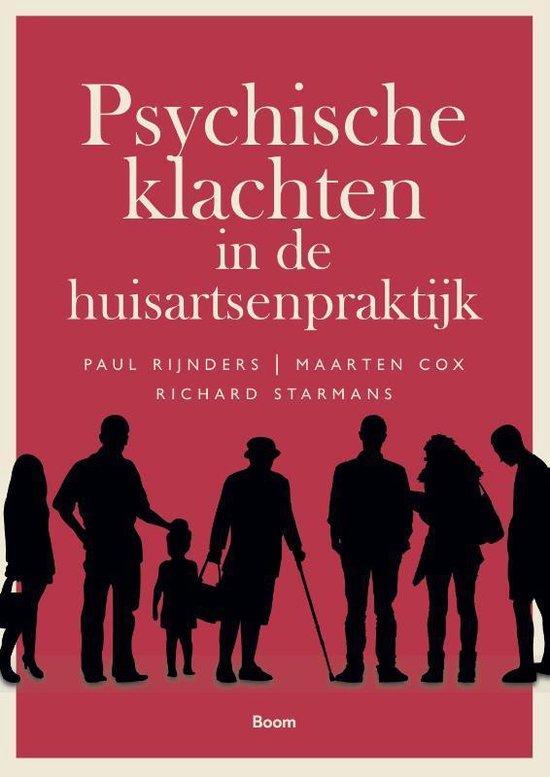 Psychische klachten in de huisartsenpraktijk - Paul Rijnders,  