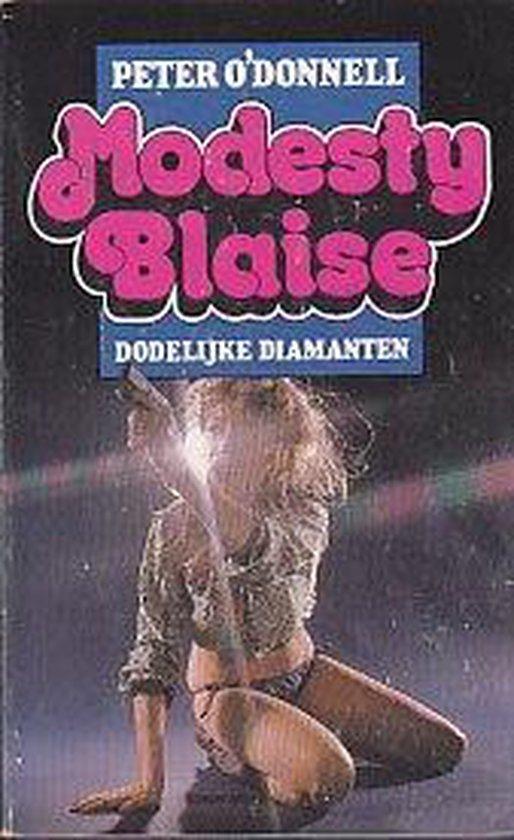 Modesty blaise dodelyke diamanten - O'Donnell pdf epub