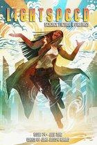 Boek cover Lightspeed Magazine, Issue 74 (July 2016) van John Joseph Adams