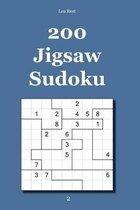 200 Jigsaw Sudoku 2