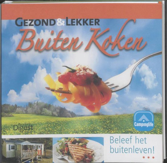 Boek cover Gezond & Lekker Buiten Koken van ReaderS Digest Redactie (Onbekend)