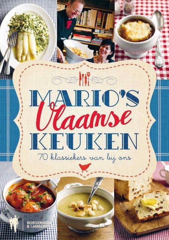 Mario's Vlaamse keuken - Mario Cattoor pdf epub