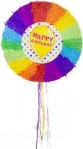 Pinata happy birthday ballonnen - verjaardag