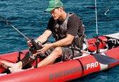 Intex Excursion Pro Kayak - opblaasboot - 384 - 94 - 46 cm - Rood