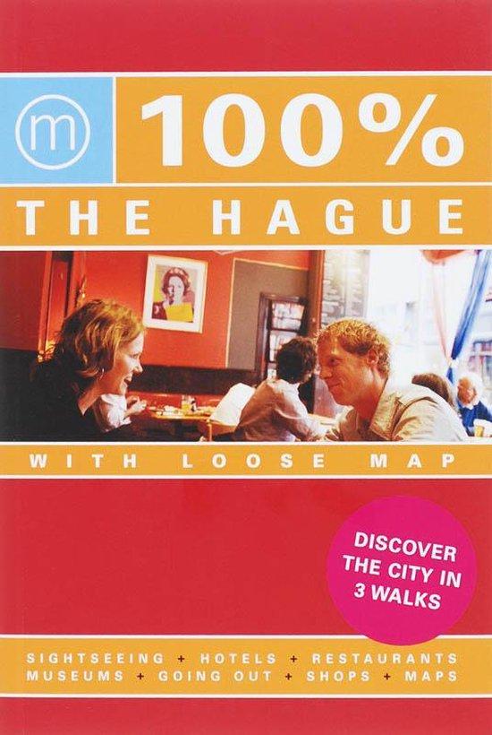 Cover van het boek '100% The Hague' van Tal Maes en T Maes