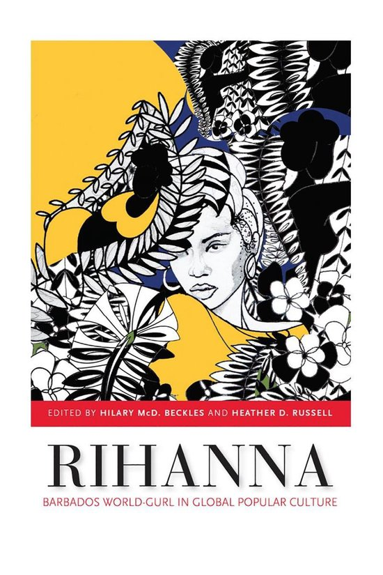 Boek cover Rihanna van Hilary McD. Beckles (Onbekend)