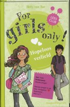 For Girls Only! - Hopeloos verliefd