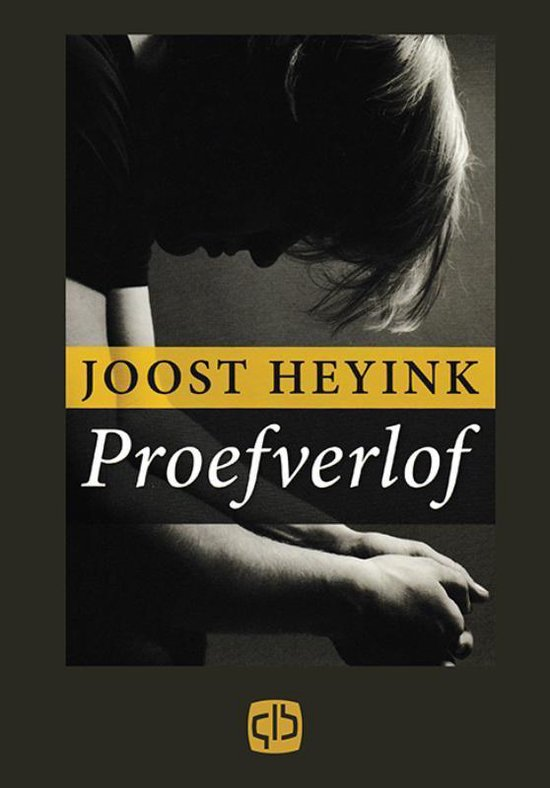 Grote letter bibliotheek 2598 - Proefverlof - Joost Heyink |