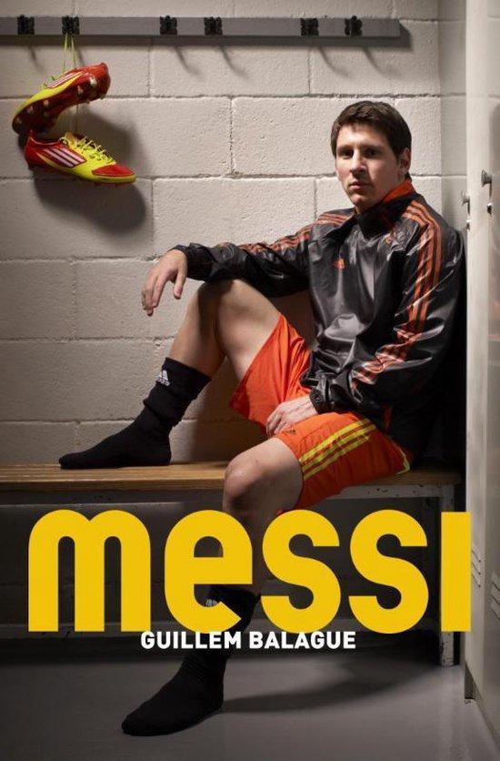 Boek cover Messi - Guillem Balague van Guillem Balagué (Onbekend)