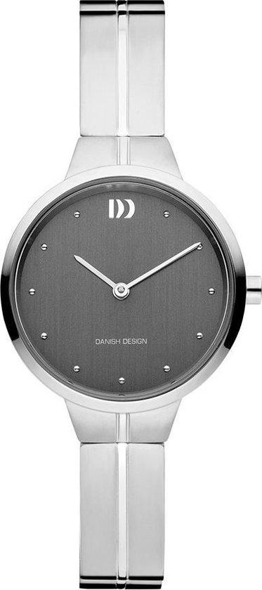 Danish Design IV64Q1213 horloge dames – zilver – titanium