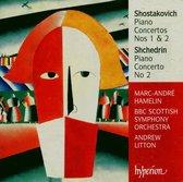 Piano Concerto No 1 & 2
