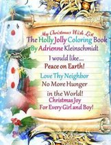A Holly Jolly Coloring Book!