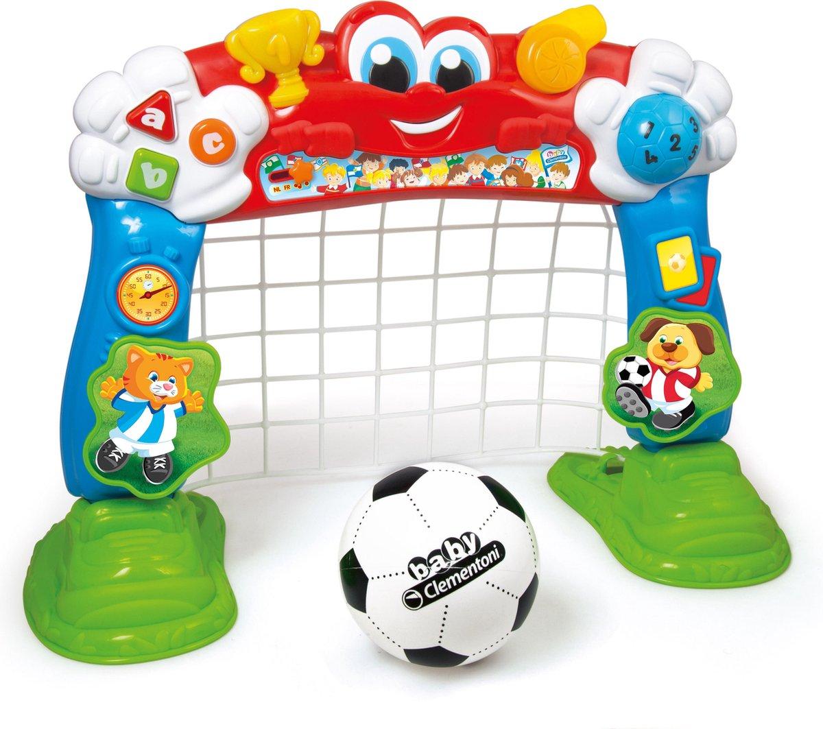 Pratend Voetbalspel - Clementoni