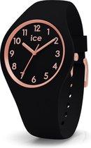 Ice-Watch IW014760 horloge dames - zwart - siliconen