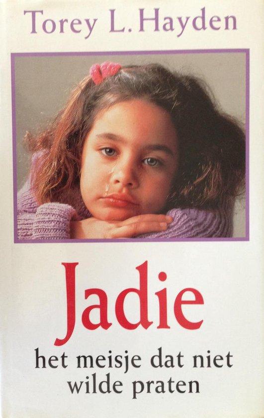 Omslag van Jadie