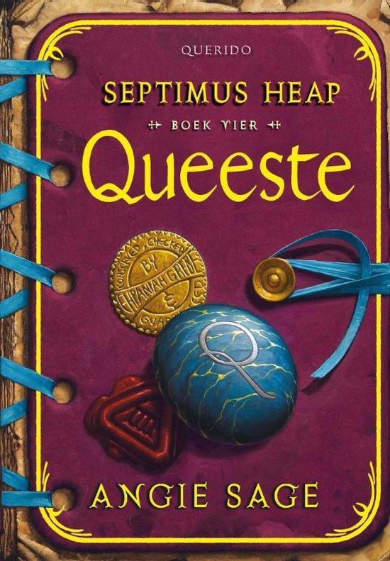 Septimus Heap 4 - Queeste - Angie Sage | Fthsonline.com