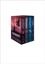 Boek cover Divergent Series Box Set (Books 1-4) van Veronica Roth (Onbekend)