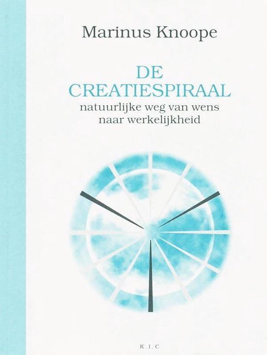 Boek cover De creatiespiraal van Marinus Knoope (Paperback)