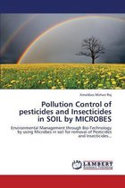 Pollution Control of Pesticides and Insecticides in Soil by Microbes