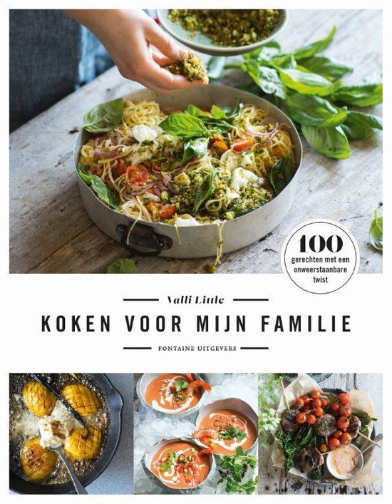 Koken voor mijn familie - Valli Little |