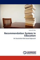Recommendation System in Education