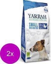 Yarrah Biologische Hondenvoer - Brokjes Kleine Rassen - 2 St à 2 kg