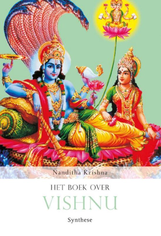 Synthese Hindoe Bibliotheek III - Het boek over Vishnu - Nanditha Krishna   Fthsonline.com