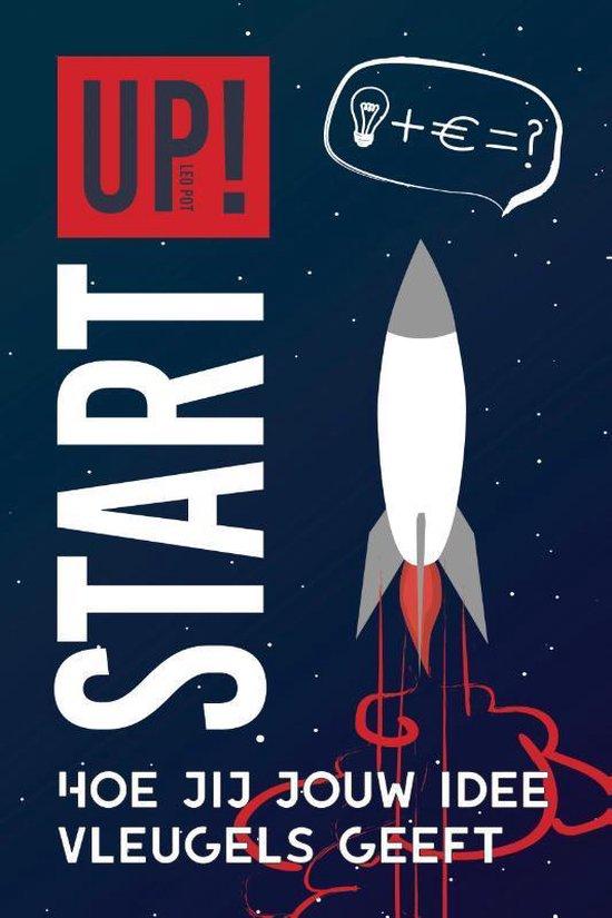 Boek cover Start Up! van Leo Pot (Paperback)