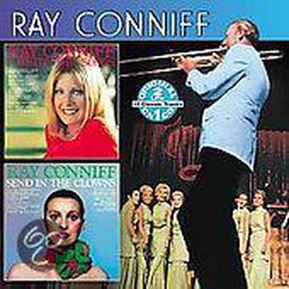 I Write the Songs/Send in the Clowns - Ray Conniff