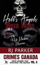 Omslag Hell's Angels Biker Wars