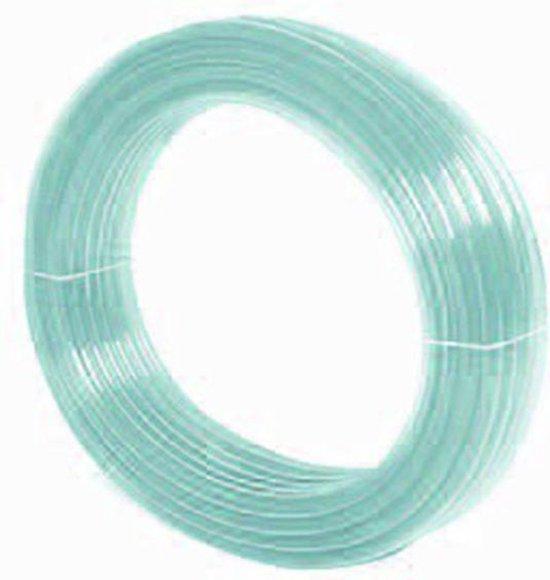 Kristal slang transparant 12-16 mm per 3 meter