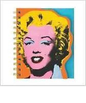 Andy Warhol Marilyn Layered Journal