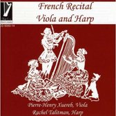 French Recital Viola & Harp