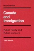 Boek cover Canada and Immigration van Freda Hawkins
